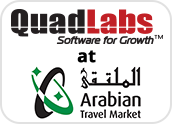 QuadLabs at Arabian Travel Market Dubai 2014