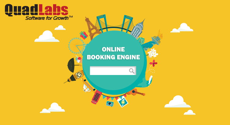Online Booking Engine